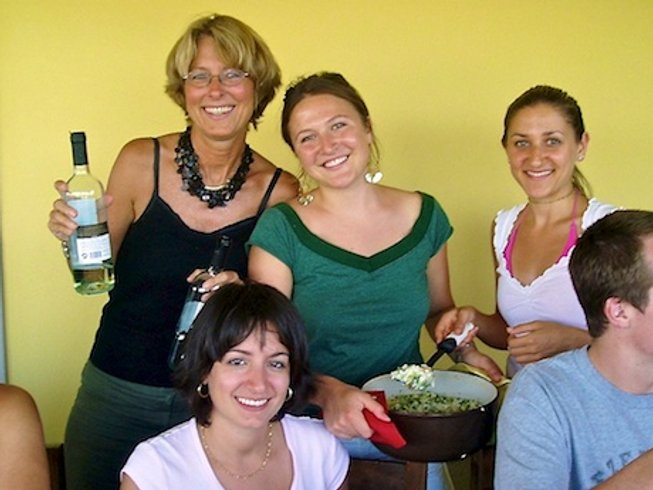 7 Days Italian Cooking & Food Vacations in Marche