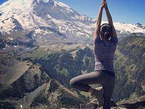 7-Daagse Hike en Yoga Retraite in Washington, VS