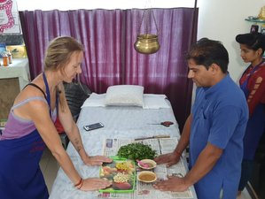 7 Days Nutritional Ayurveda Courses and Yoga Retreat in Rishikesh, India