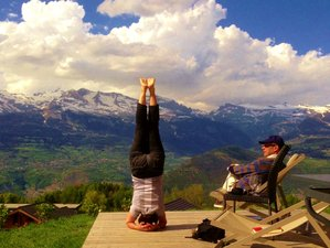 7 Days Detox and Water Fasting with Hiking and Yoga Retreat in Valais, Switzerland