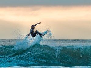 8 Day Winter Surf Camp in Lagos, Algarve