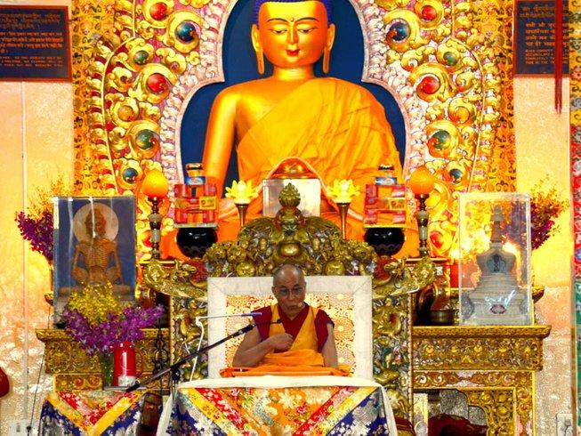 27-Daagse 200-urige Yoga Docentenopleiding in Dharamsala, India