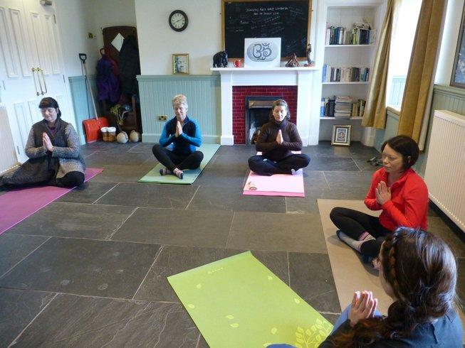 4 Days Rejuvenate Yourself Scottish Yoga Retreat in UK