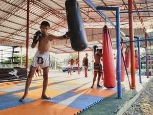 7 Day Learn Principles of Muay Thai Training Camp and Nature Travel in Wichian Buri, Phetchabun