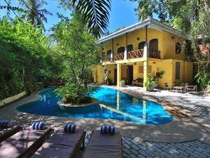 11 Days Heart Awakening Healing Yoga Retreat in Unawatuna, Sri Lanka