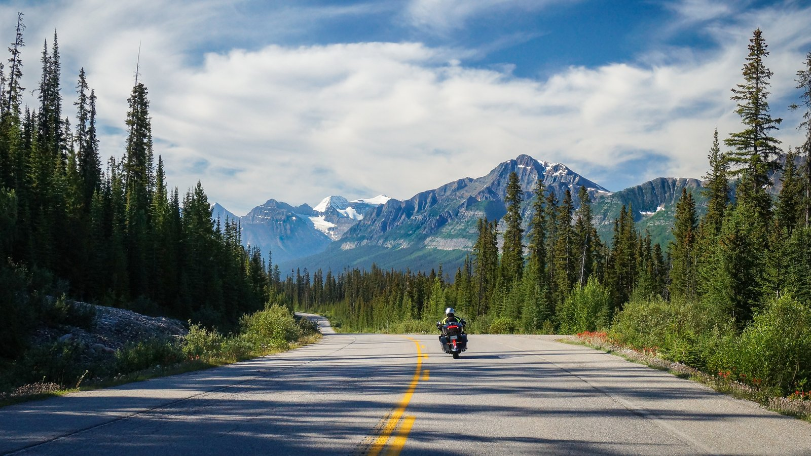 Top 10 Motorcycle Tours In Canada
