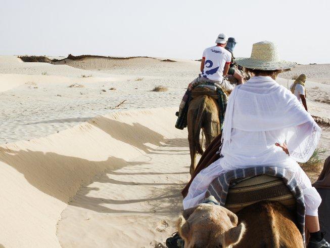 11-Daagse Yoga Vakantie met 3-Daagse Woestijntrektocht in Tunesië