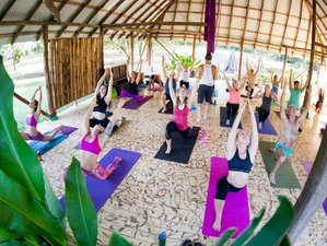 4 Days Yoga and Surf in Mal Pais, Costa Rica
