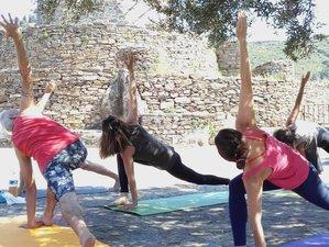 7 jours en stage de yoga vinyasa et méditation dans le sud de la France