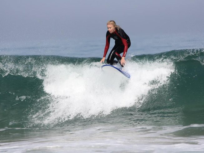 7 Days Surf Camp in Portugal