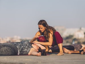 4 Days Relaxing Yoga, Meditation, and Massage Holiday in Ericeira, on the Western Coast of Portugal