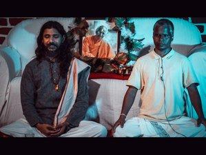 Online 25 Day 200-Hour Kundalini Yoga Teacher Training Course with Ayurveda from Holy Rishikesh