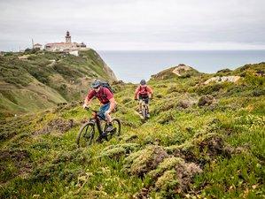 5 Tage Mountainbike und Yoga Urlaub in Lissabon