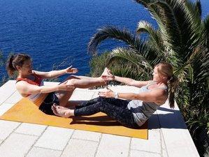 8 Day Roll Model® Self-Care Yoga Retreat in Makarska, Croatia's Dalmatian Coast