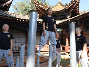 3-Month Authentic Shaolin Kung Fu Training in the Official Shaolin Temple Yunnan, Kunming City