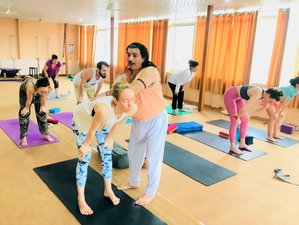 15 Day 100-Hour Certified Pranayama Teacher Training and Yoga Retreat in Rishikesh