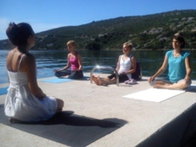 8 días lujoso retiro de yoga y sanación en Croacia