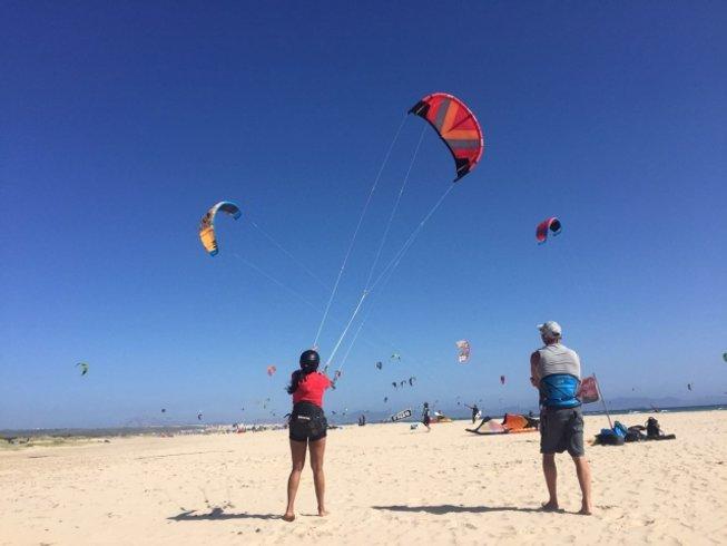 7 Days Improver Kitesurf Camp in Tarifa, Spain