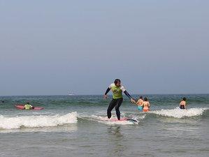 4 Days Beginner Surf Camp in Maceda, Portugal