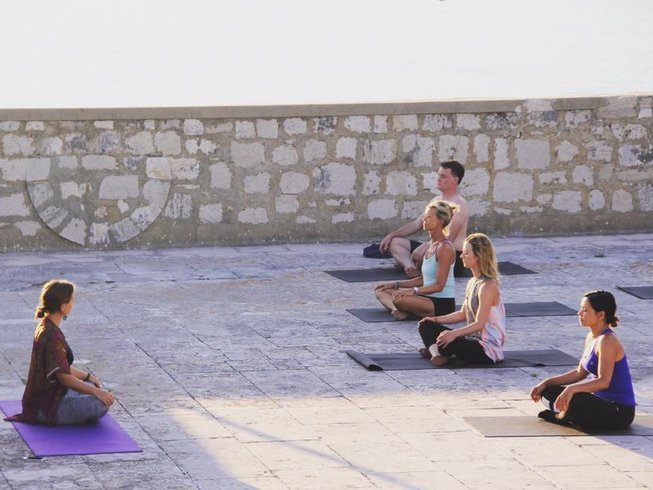 7 Days Rejuvenating Yoga Retreat Ibiza, Spain