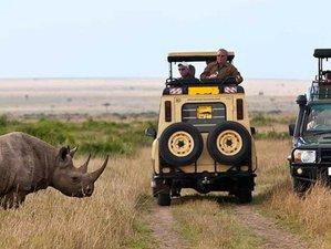 5 Days Camping and Group Safari in Lake Manyara, Serengeti, and Ngorongoro, Tanzania