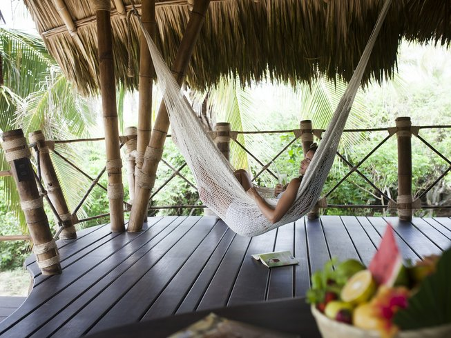 8 Tage Tropische Transformation Yoga Retreat in Guerrero, Mexiko