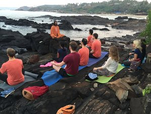 11 Days Meditation and Breathwork Yoga Retreat in Goa