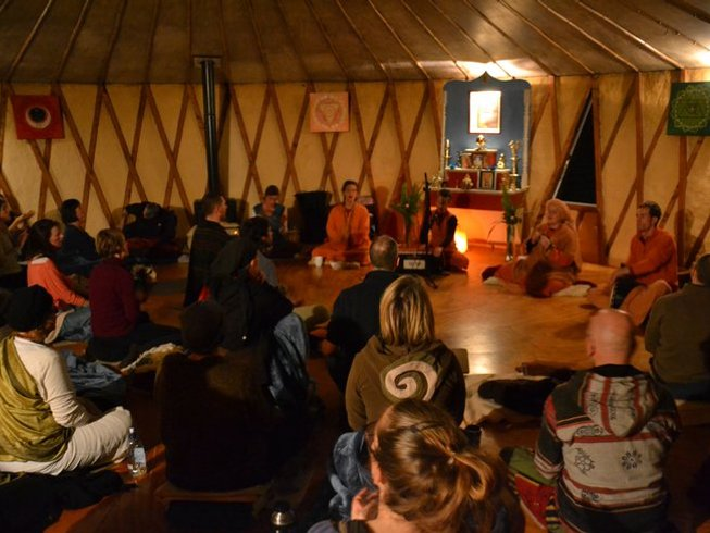 2 Tage Bhakti Fest und Klang Yoga Retreat in Takaka, Neuseeland