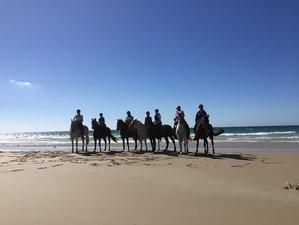 8 Day Zahara Trail Horse Riding Holiday in Spain