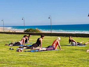 8 Days Summer Christmas Surf and Yoga Holiday in Conil de la Frontera, Spain