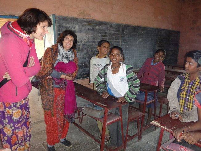 18 Day Lotus of the Desert Yoga Retreat Rajasthan, India