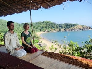 6 Days Meditation and Yoga Retreat in Gokarna, India