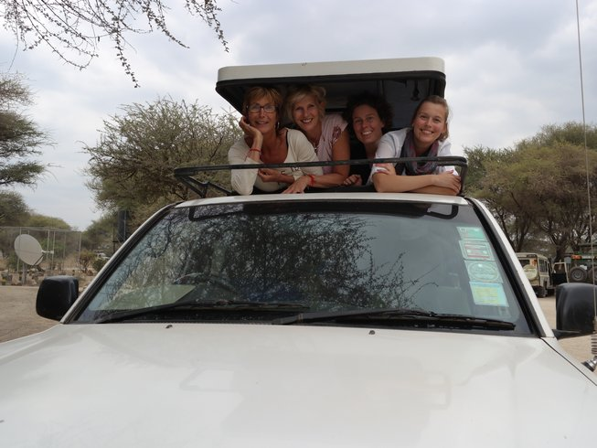 14-Daagse Safari, Mindfulness en Yoga Retraite in Tanzania