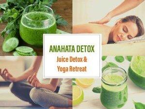 7 Day Luxury Juice Detox Retreat with Yoga, Meditation, and Wellness in Ayla, Aqaba