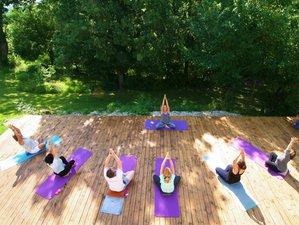 7 jours en stage de yoga et peinture dans le Lot-et-Garonne, France