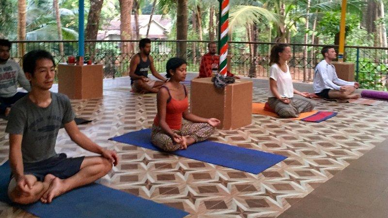 1 Week Yoga Nidra Yogic Dreaming In An Ashram In Karnataka India Bookyogaretreats Com