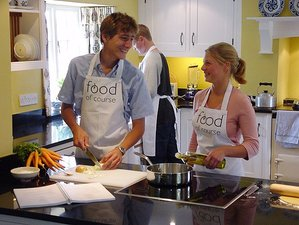 4 Weeks Foundation Cooking Course in Somerset, UK