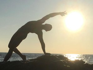 5 Day Yoga For Men: Anchor, Align, and Arise Yoga Retreat in Montclus