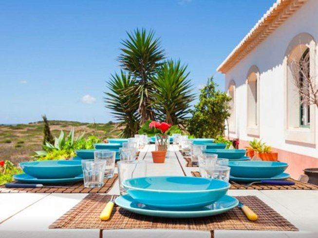 5 Days Surf and Yoga Holiday in Faro, Portugal