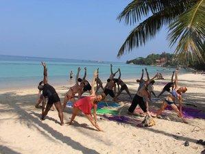 Séjour de yoga et détox gourmande : 10 jours de délice sur l'île de Ko Phangan, Thaïlande