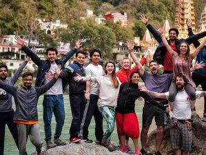 60 Day 500-Hour Hatha, Ashtanga Vinyasa Yoga Teacher Training Course in Rishikesh