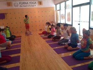 30 jours-200h de formation de professeur de yoga à Pondichéry, Inde