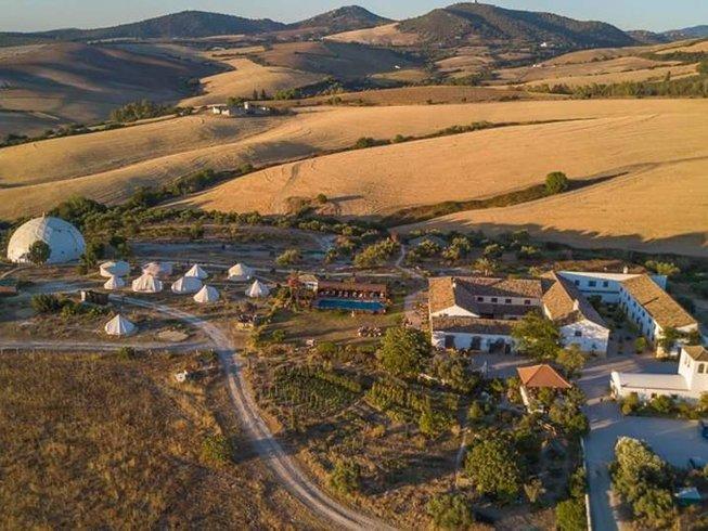 8 días retiro de Acro yoga en Andalucía, España