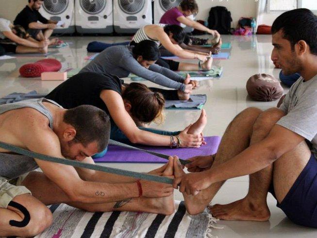 14 Days 100-hour Hatha Focused Yoga Teacher Training India