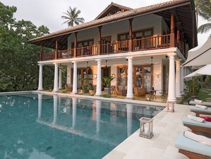 Luxurious Beachfront Boutique Villas in Weligama, Southern Province