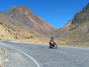 16 Day Highlander 1 Guided Motorcycle Tour in Bolivia with Pre-tour Off-road Training