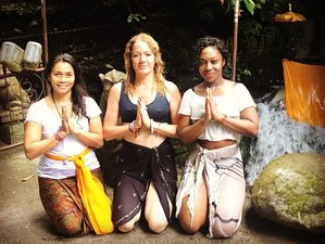7 Days VIP Wellness Yoga, Detox, and Healing Meditation Retreat in Ubud, Bali