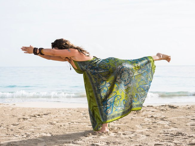22 Days Tour and Yoga Retreat India