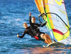 8 Days Windsurfing Camp in Rhodes, Greece
