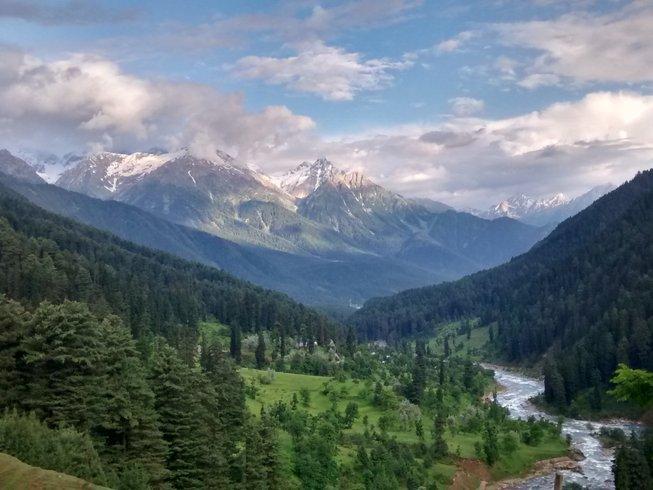 7 jours de vacances de yoga dans le Cachemire, Inde